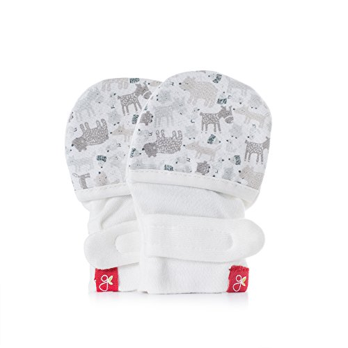 goumimitts Baby Girls Forest friends (Gray) - S/M