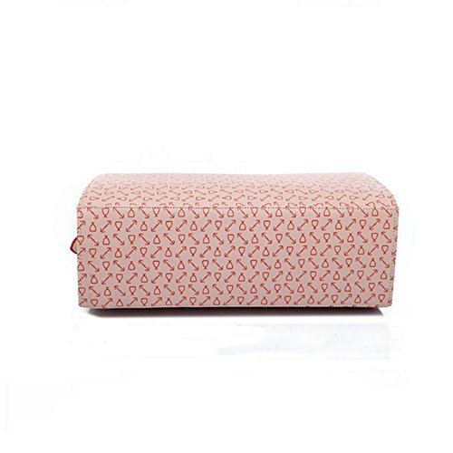 Eysee - Cartera de mano para mujer Rosa azul 32cm*20cm*12cm rosa