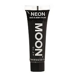 Moon Glow - 0.42oz Neon Face & Body Paint - Black