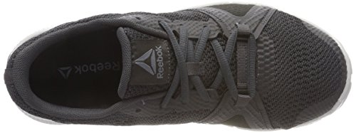 Shoes Reebok Black Women's Alloy Skull Coal Flexile Fitness 000 Grey Black qwta7Bwrcx