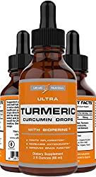 Image of the product Turmeric Curcumin with that is listed on the catalogue brand of Ultra6 Nutrition.