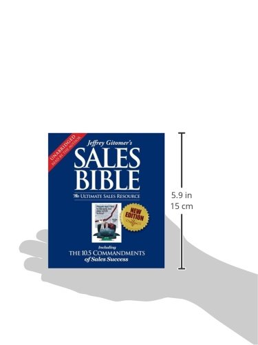 The Sales Bible: The Ultimate Sales Resource by Simon & Schuster Audio