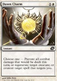Magic: the Gathering - Dawn Charm - Planar - Mana Of Dawn