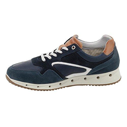 IGI&CO 77160/00 hombre bajas zapatillas de deporte AZUL Azul