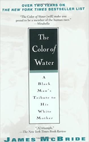 By James McBride - The Color of Water: A Black Man\'s Tribute to His ...