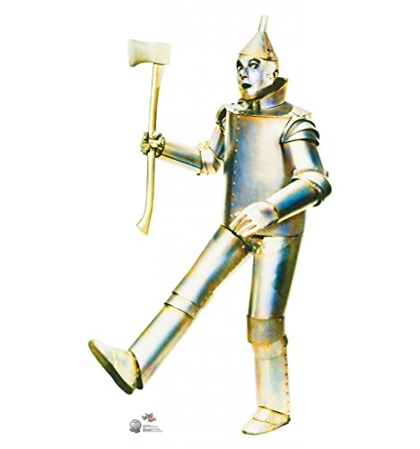 Tin Man -The Wizard of Oz 75th Anniversary (1939) - Advanced Graphics Life Size Cardboard Standup (Tin Man Wizard Oz Heart Of)