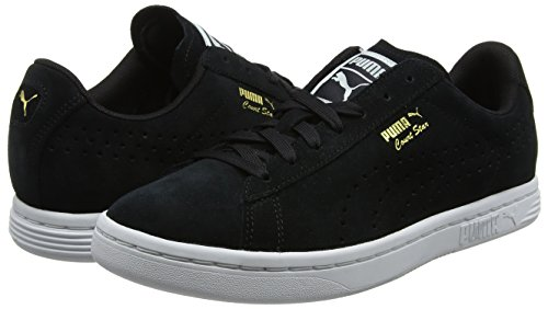 new concept 863c7 2bd6f Puma Unisex's Court Star Suede Sneakers