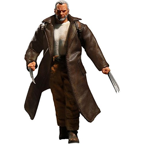 Mezco Old Man Logan 1:12 Collective Marvel Action Figure from Mezco