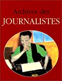 Archives des journalistes