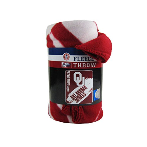 Oklahoma Sooners Throw Pillow - 5