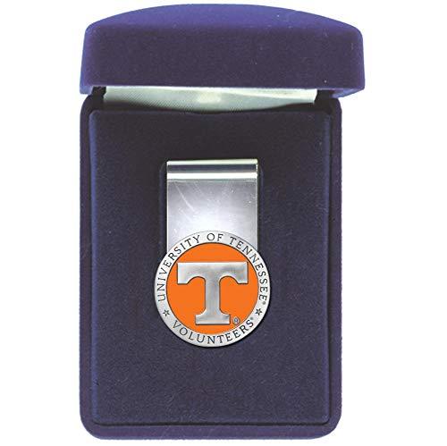 Heritage Pewter Tennessee Volunteers Money - Ncaa Pewter Clip Money