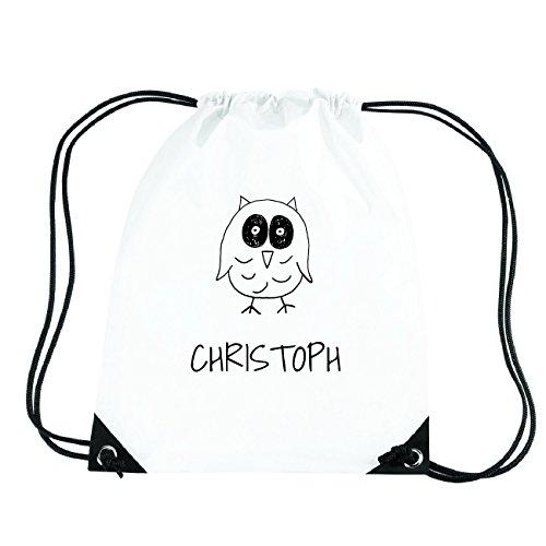 JOllipets CHRISTOPH Turnbeutel Sport Tasche PGYM5232 Design: Eule tPNEZd