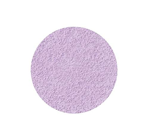 ANNA SUI Loose Powder, Radiant Purple Powder for Reducing Yellow Undertones, Brightening Setting Powder, 0.64 ounces