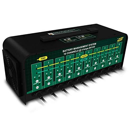 Battery Tender 021-0134 10-Bank 12V Battery Management System Battery Tender Shop Charger