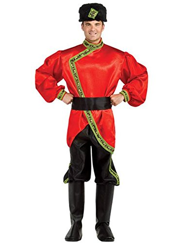 Men's Russian Cossack Regency Collection Costume