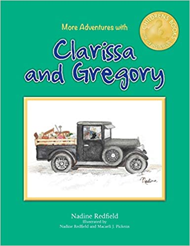 Childrens Books for Grandparents More Adventures with Clarissa and Gregory
