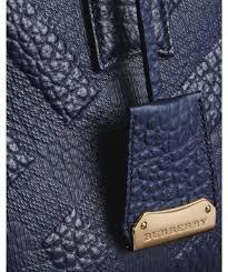 Burberry , Sac à main pour femme Bleu bleu