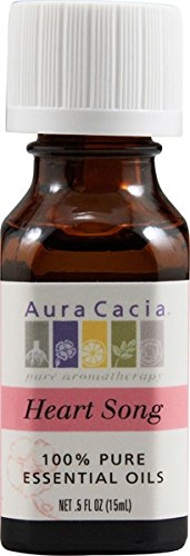 Aura Heart - Aura Cacia Essential Oils Heart Song