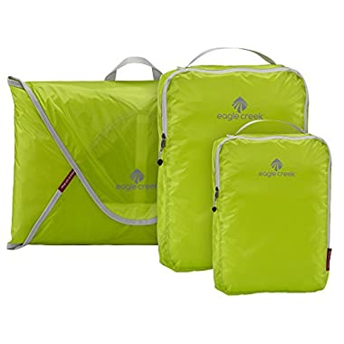 Eagle Creek Pack It Specter Starter Set , Strobe Green,  3pc Set