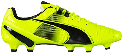 Puma King Ii Sl Fg - Zapatillas de fútbol Hombre Amarillo