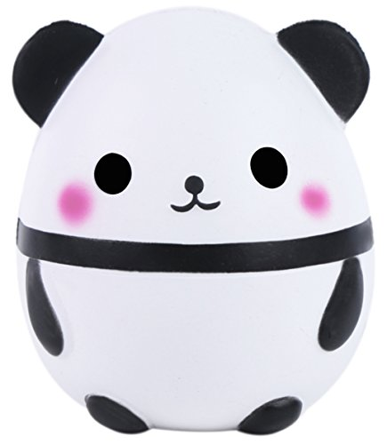Vigeiya Squishies Toy Panda Jumbo Prime Squishy Animal Kawaii Slow Rising Stress Relief Decompression Soft Toys Kids Adult Squeezing Gift