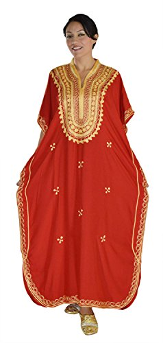 moroccan house dress - 9