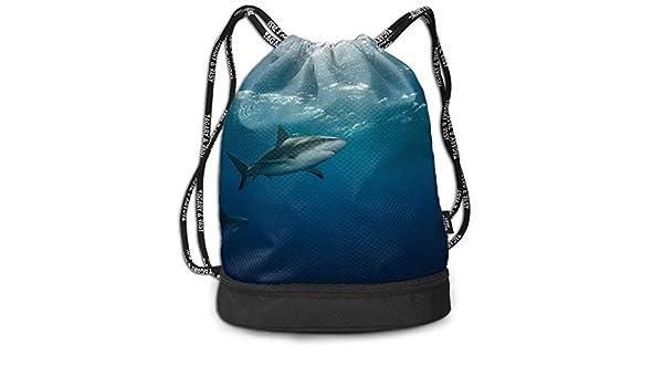 HUOPR5Q Flower-Spring Drawstring Backpack Sport Gym Sack Shoulder Bulk Bag Dance Bag for School Travel