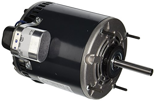 Marathon X260 48Y Frame 48A11O251 Open Air Over OEM Greenheck Fan Motor, 1 Phase, Permanent Split Capacitor, Ball Bearing, 1/6 hp, 1140 RPM, 1 Speed, 115 VAC