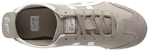 Asics Unisex Adults' Messico 66 Fitness Shoes Beige (Moon Rock/Vaporous Grey 9190) lS5em08S