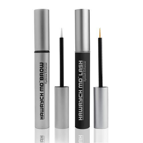 HAWRYCH MD Eyelash and Brow Enhancer Set 2ml and 5 ml