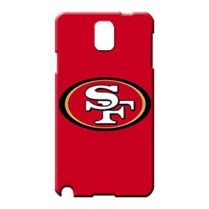 samsung note 3 Abstact New Forever Collectibles phone back shell san francisco 49ers 1