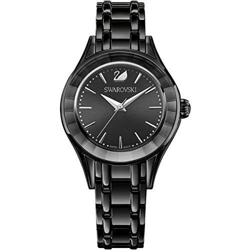 Swarovski Reloj analogico para Mujer de Cuarzo con Correa en Acero Inoxidable 5188824: Amazon.es: Relojes