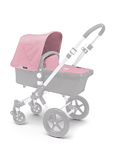 Bugaboo Cameleon³ Tailored Fabric Set, Soft Pink by Bugaboo