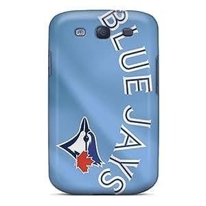 Samsung Galaxy S3 Zzr15774vXjP Provide Private Custom HD Toronto Blue Jays Series Shockproof Hard Phone Cases -ErleneRobinson