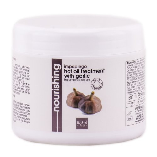 garlic hot oil treatment - 6