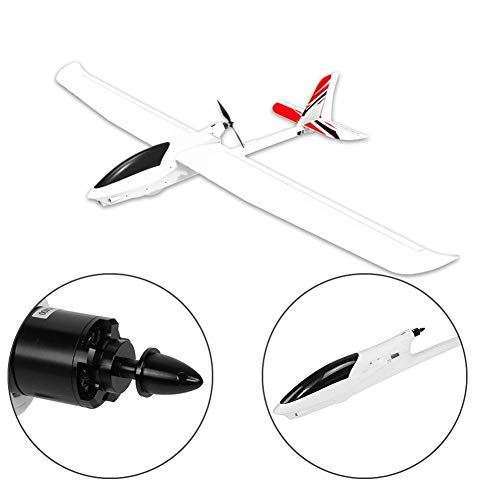 Dilwe PNP Glider, 2000MM Wingspan Fixed-Wing Glider with 2215 1400KV Motor 30A ESC RC Aircraft Model Outdoor Toys(PNP) by Dilwe (Image #3)