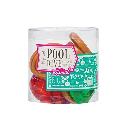 - Toysmith Pool Dive Coin & Jewels