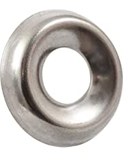 The Hillman Group 2906 Number-8 Stainless Steel Finish Washer, 40-Pack