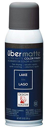 Design Master 556 Ubermatte Spray, Lake by Design Master