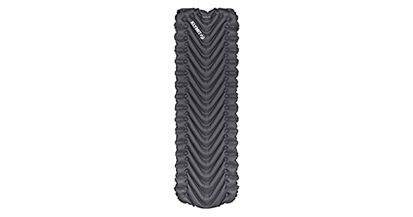 Amazon.com: Klymit estática V2 Dormir Inflable Pad: Sports ...
