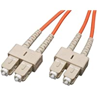Tripp Lite N306-30M Duplex Multimode 62.5/125 Fiber Optic Patch Cable SC/SC - 30M (98ft)