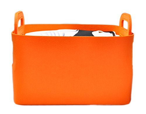 Cheap  Xian min lu trade co., LTD Felt Storage Basket Bins(14