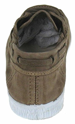 Natural World Eco 613 Damen Bio Sneaker 541 Rosa Beige