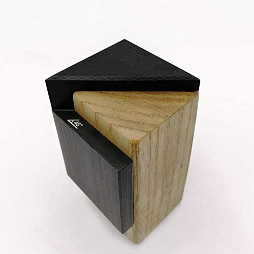 CHAOQIANG 45°の角度マーカー木工スクライバーアルミ合金センターファインダーウッドライン測定スクリーブツールの木工図面をマーキング,高品質