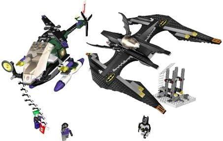 The Batwing Joker's Aerial Assault Batman Lego