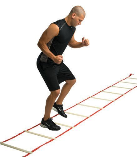 Playwell Martial Arts / MMA Fitness Speed Training Agility Ladder