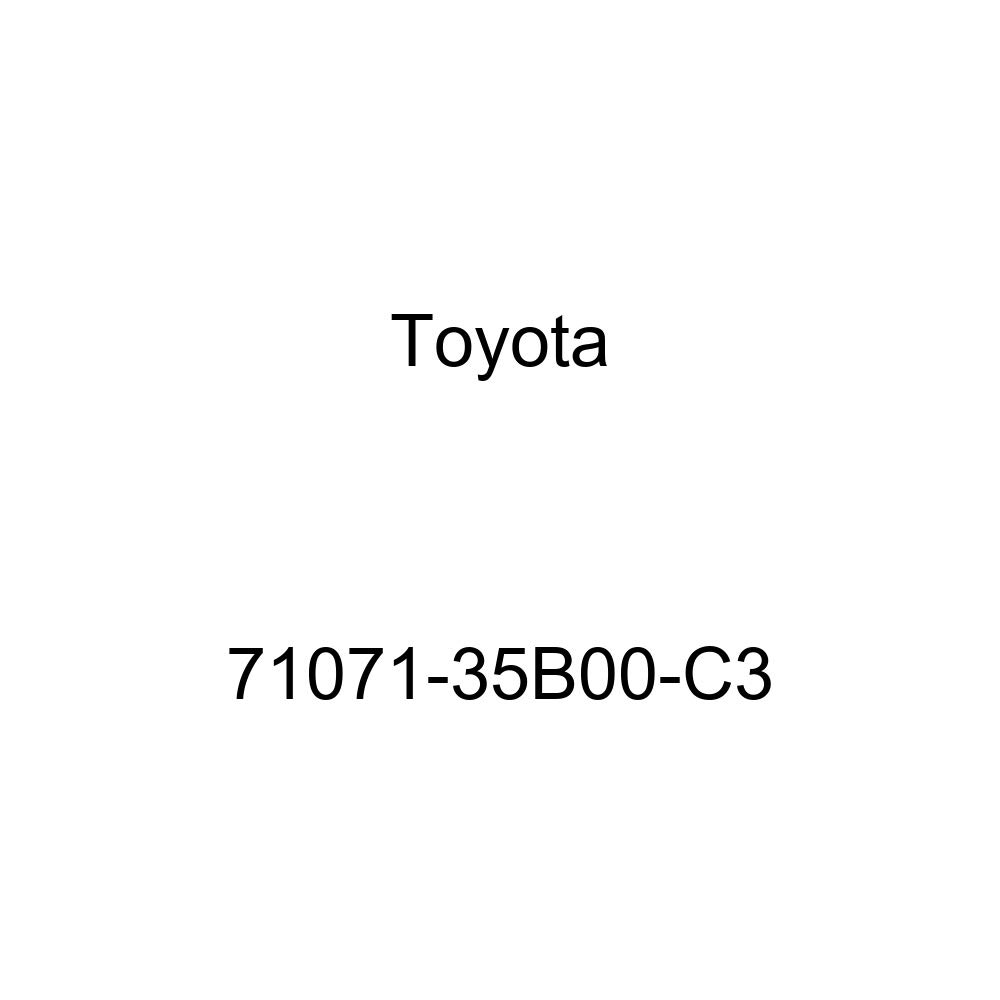 TOYOTA Genuine 71071-35B00-C3 Seat Cushion Cover