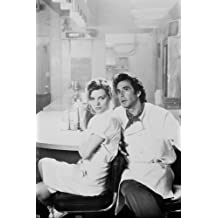 Al Pacino and Michelle Pfeiffer 24x36 Poster Frankie and Johnny