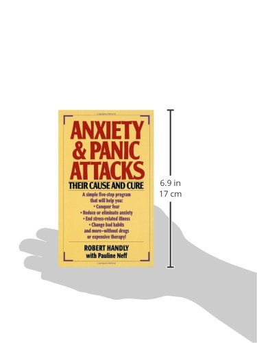 416MSg9RQxL - Anxiety & Panic Attacks: Their Cause and Cure