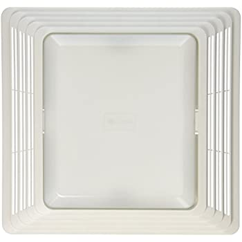 Amazoncom Broan S97013662 Bathroom Fan Cover Grille and Lens